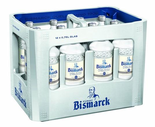 Fürst Bismarck still 12x0,75 Glasfl. Mehrweg (D)