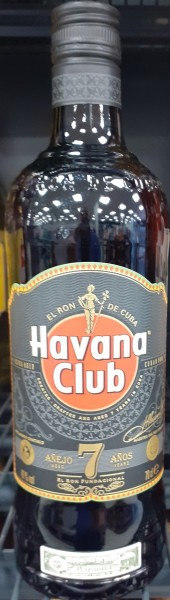 Havana Club 7 Anos 40 % 0.7 Einweg