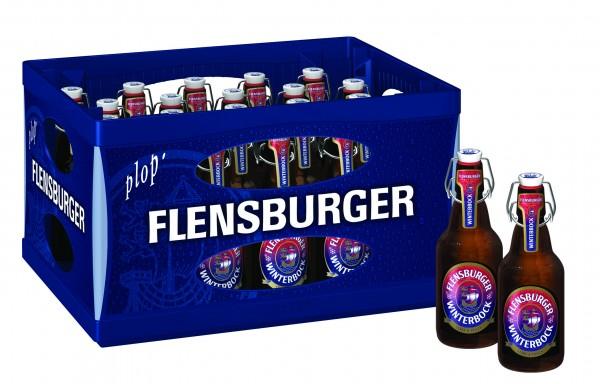 Flensburger Winterbock 20x0,33 Mehrweg