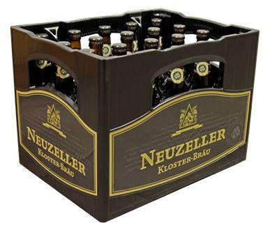 Neuzeller Schwarzer Abt 20x0,5 Mehrweg