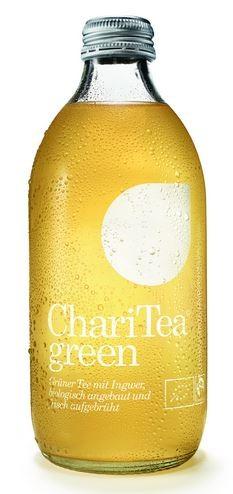 ChariTea green Rooibos Fairtrade Bio Tee 20x0,33 Einweg