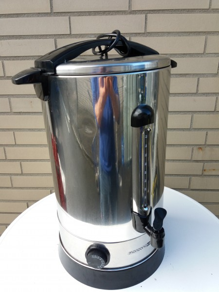 Miet-Glühweinkocher 20 liter, incl. Anlieferung