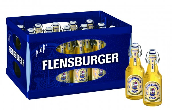 Flensburger Gold 20x0,33 Mehrweg