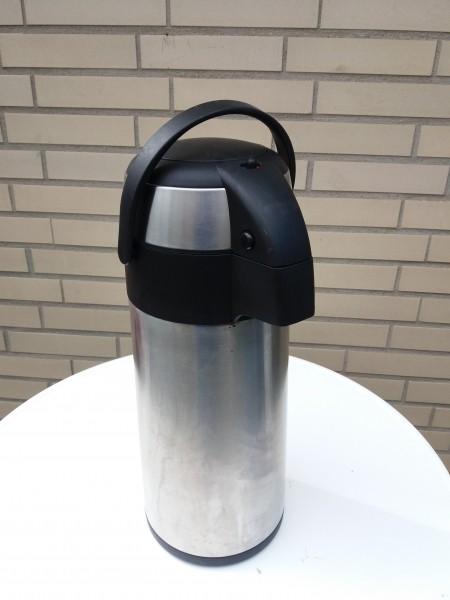 Miet-Isolierkanne 5 ltr. mit Pumpe incl. Anlieferung