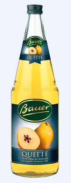 Bauer Quittennektar 6x1,0 Mehrweg